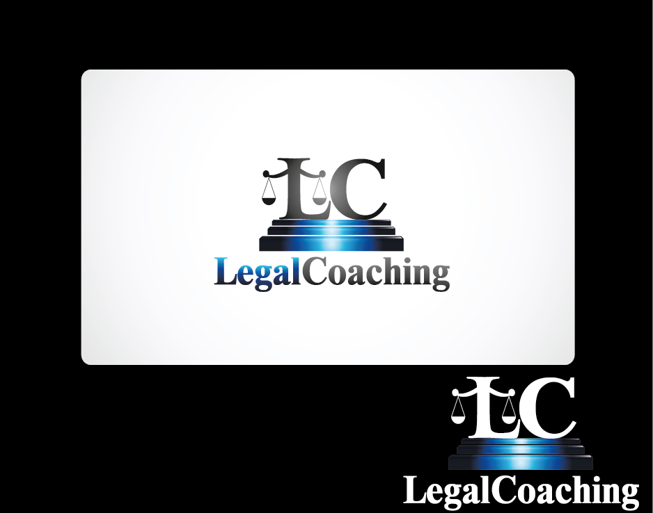 Logo Design by Private User - Entry No. 42 in the Logo Design Contest New Logo Design for Legal Coaching.