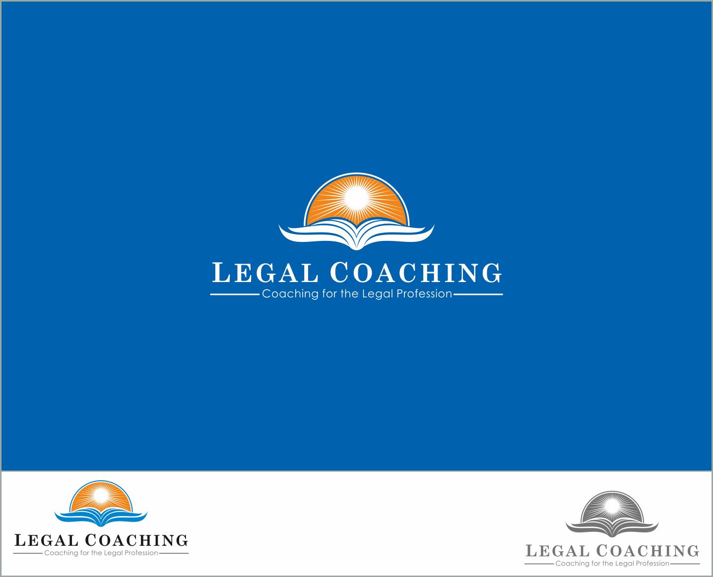 Logo Design by Armada Jamaluddin - Entry No. 43 in the Logo Design Contest New Logo Design for Legal Coaching.