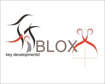 Logo Design by Ermenegildo - Entry No. 77 in the Logo Design Contest FitBloxx (creating block fits for the apparel industry).