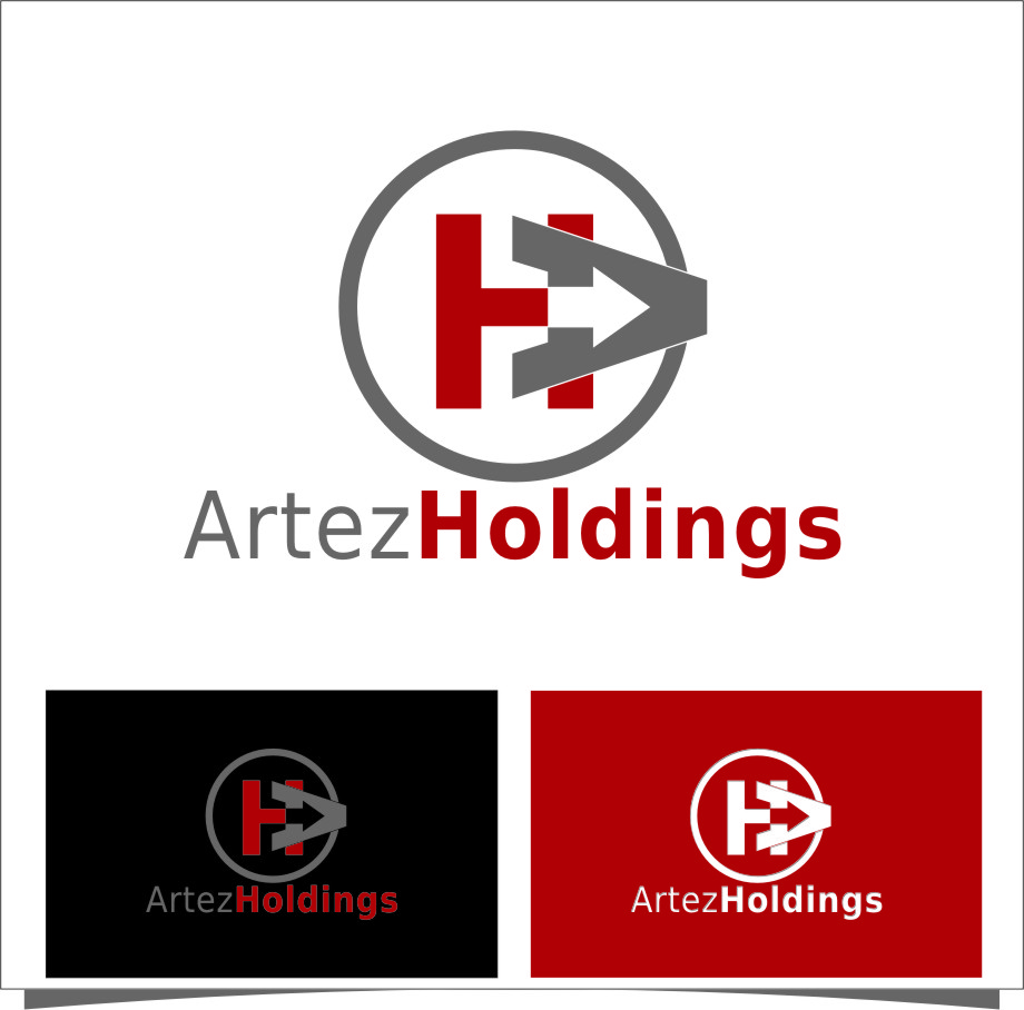 Logo Design by RasYa Muhammad Athaya - Entry No. 5 in the Logo Design Contest New Logo Design for Artez Holdings.