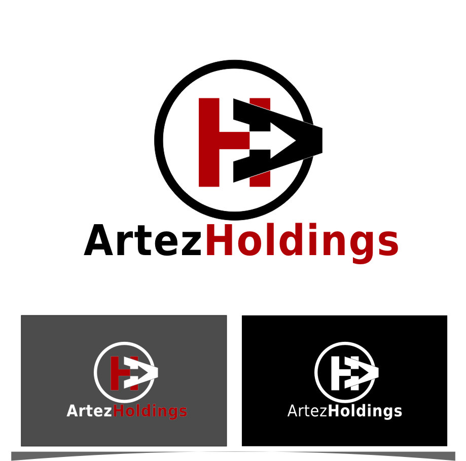 Logo Design by RasYa Muhammad Athaya - Entry No. 10 in the Logo Design Contest New Logo Design for Artez Holdings.