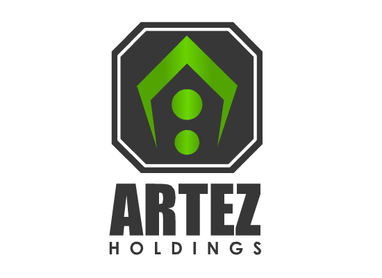Logo Design by Ismail Adhi Wibowo - Entry No. 12 in the Logo Design Contest New Logo Design for Artez Holdings.
