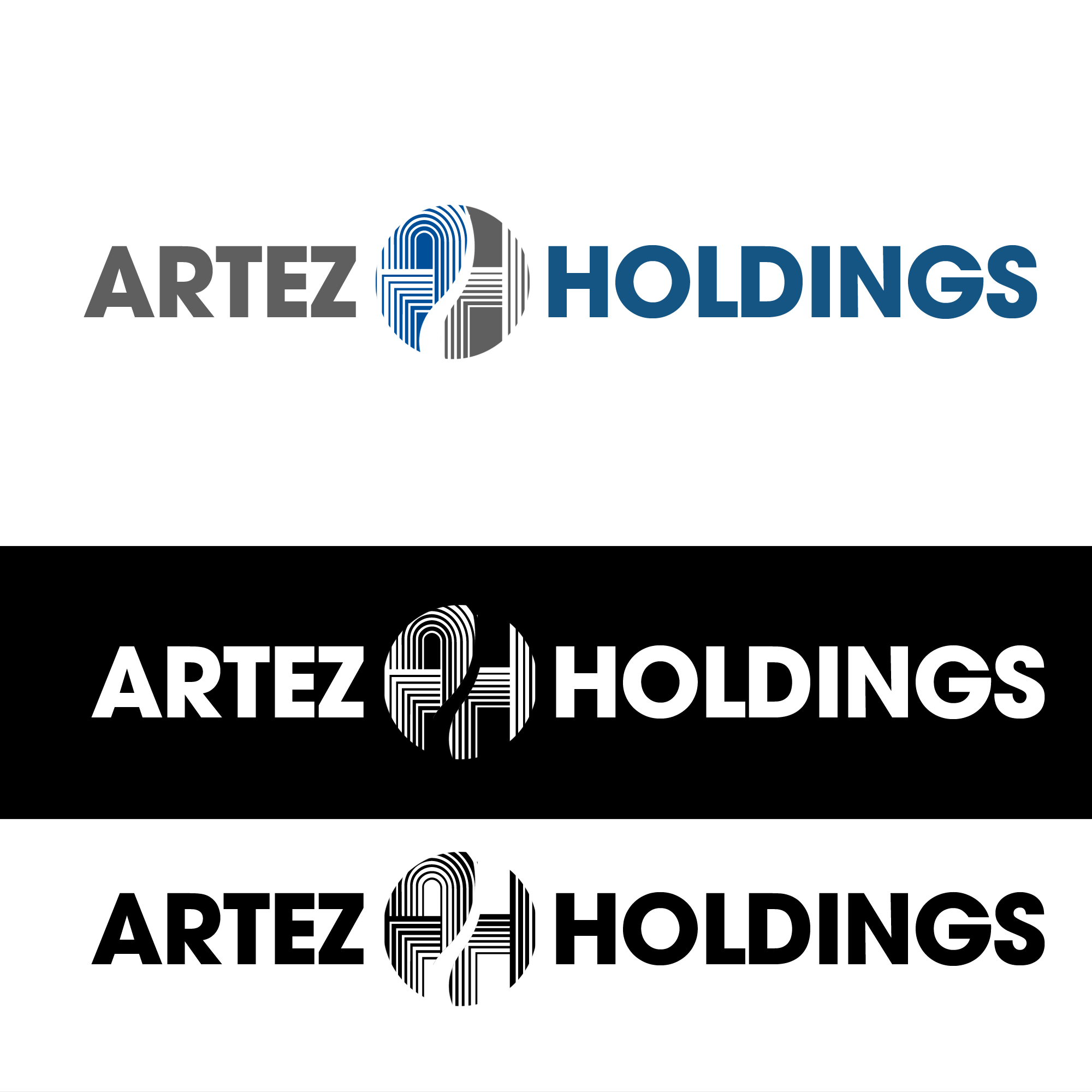 Logo Design by Kenneth Joel - Entry No. 17 in the Logo Design Contest New Logo Design for Artez Holdings.