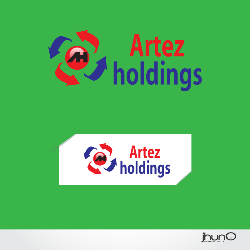 Logo Design by zesthar - Entry No. 19 in the Logo Design Contest New Logo Design for Artez Holdings.