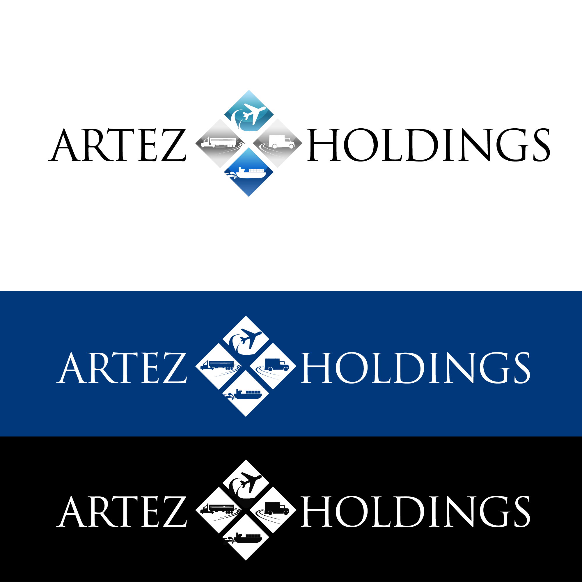 Logo Design by Kenneth Joel - Entry No. 21 in the Logo Design Contest New Logo Design for Artez Holdings.