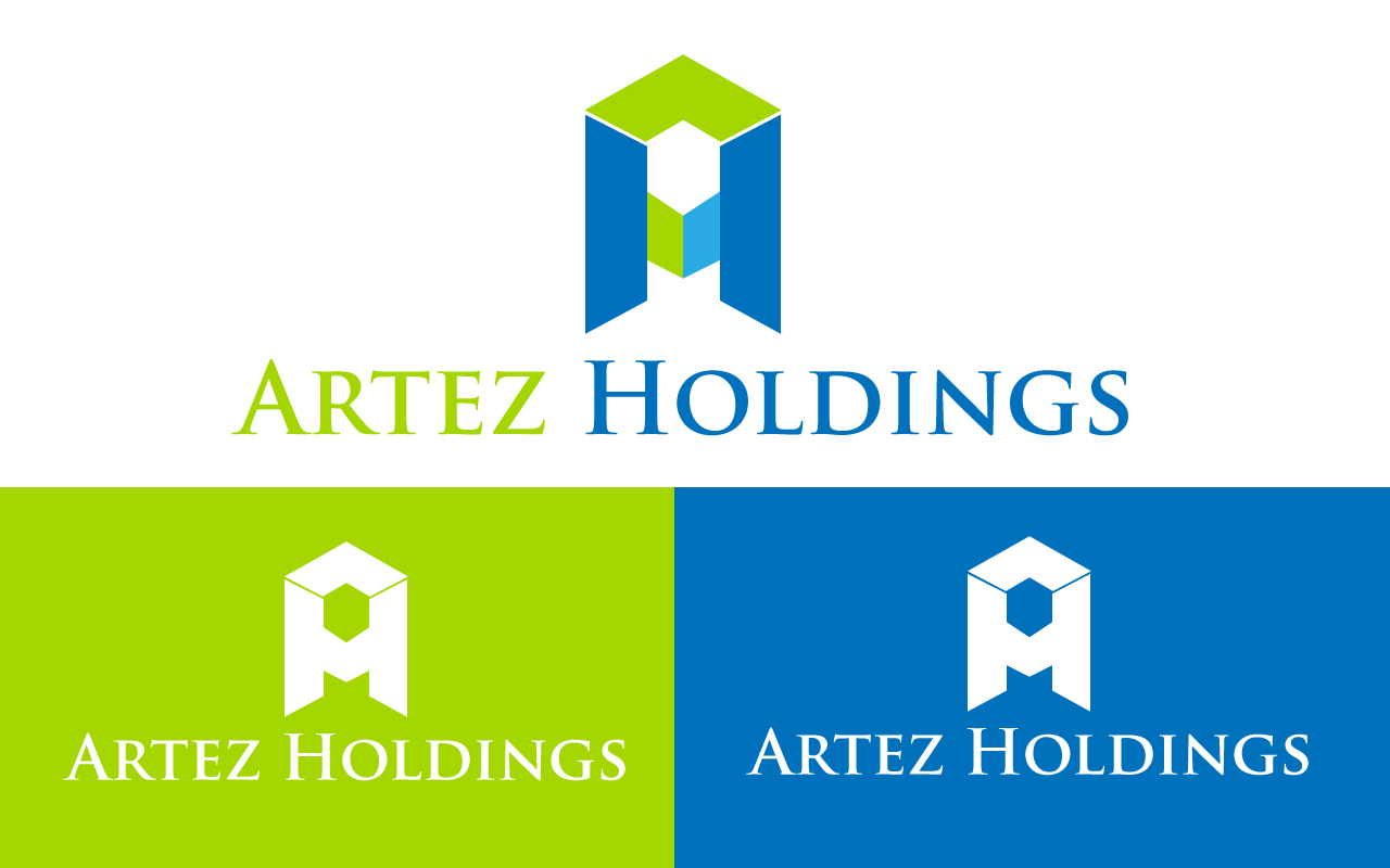 Logo Design by Jagdeep Singh - Entry No. 22 in the Logo Design Contest New Logo Design for Artez Holdings.