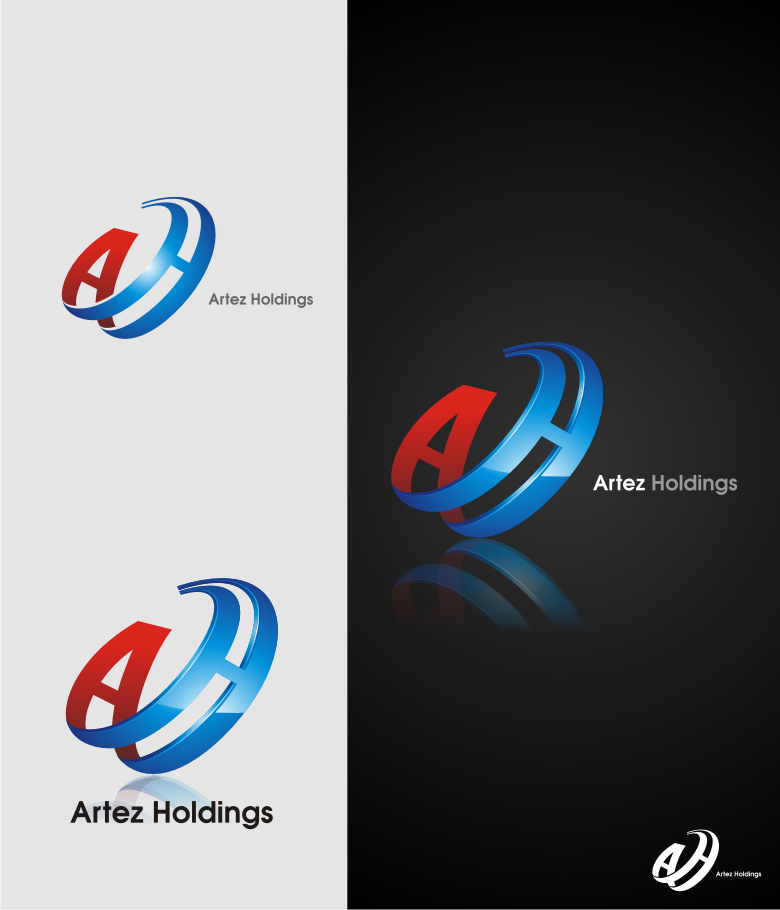 Logo Design by graphicleaf - Entry No. 23 in the Logo Design Contest New Logo Design for Artez Holdings.
