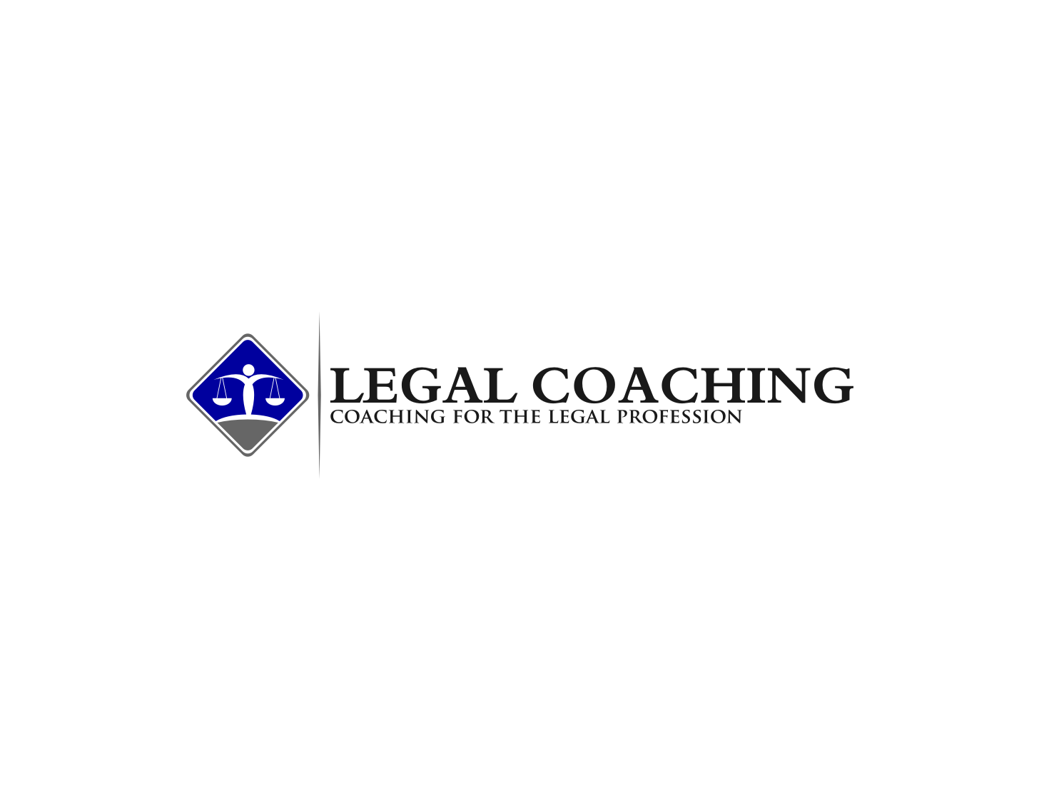 Logo Design by Tille Famz - Entry No. 45 in the Logo Design Contest New Logo Design for Legal Coaching.