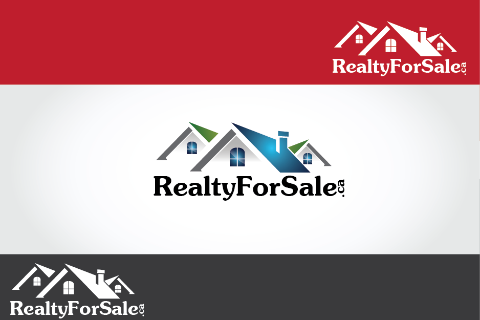 Logo Design by Private User - Entry No. 1 in the Logo Design Contest Inspiring Logo Design for RealtyForSale.ca.