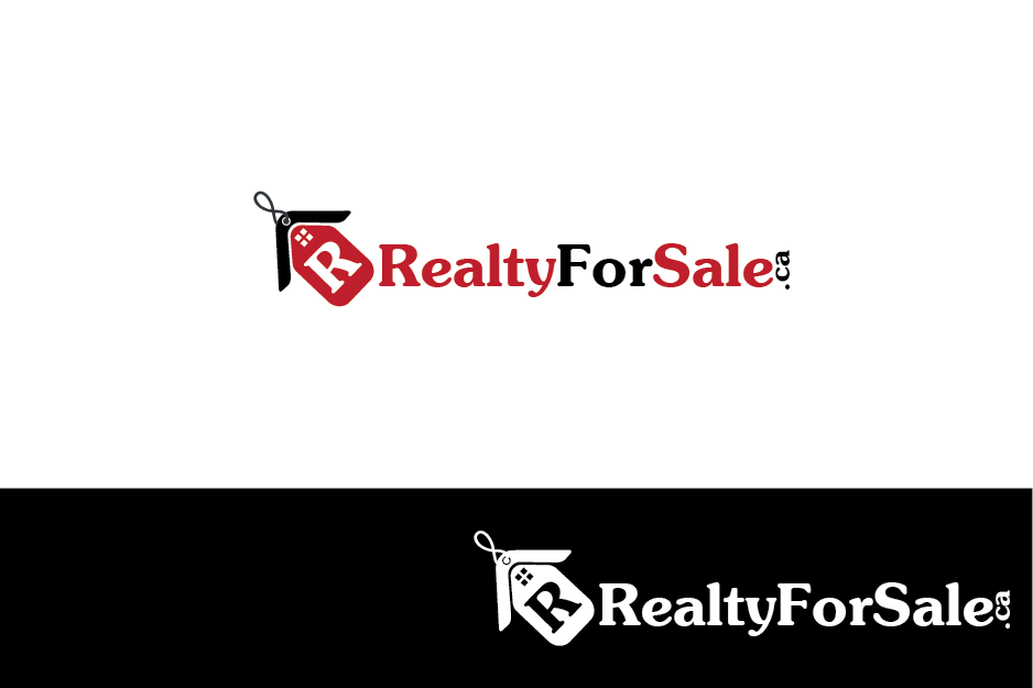 Logo Design by Private User - Entry No. 2 in the Logo Design Contest Inspiring Logo Design for RealtyForSale.ca.