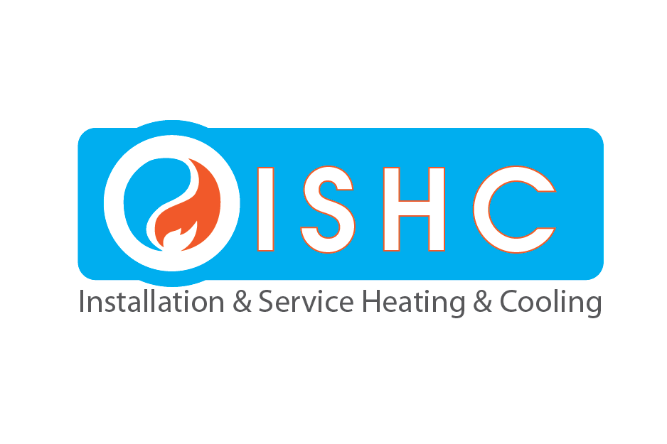 Logo Design by Private User - Entry No. 1 in the Logo Design Contest New Logo Design for Installation & Service Heating & Cooling (ISHC).