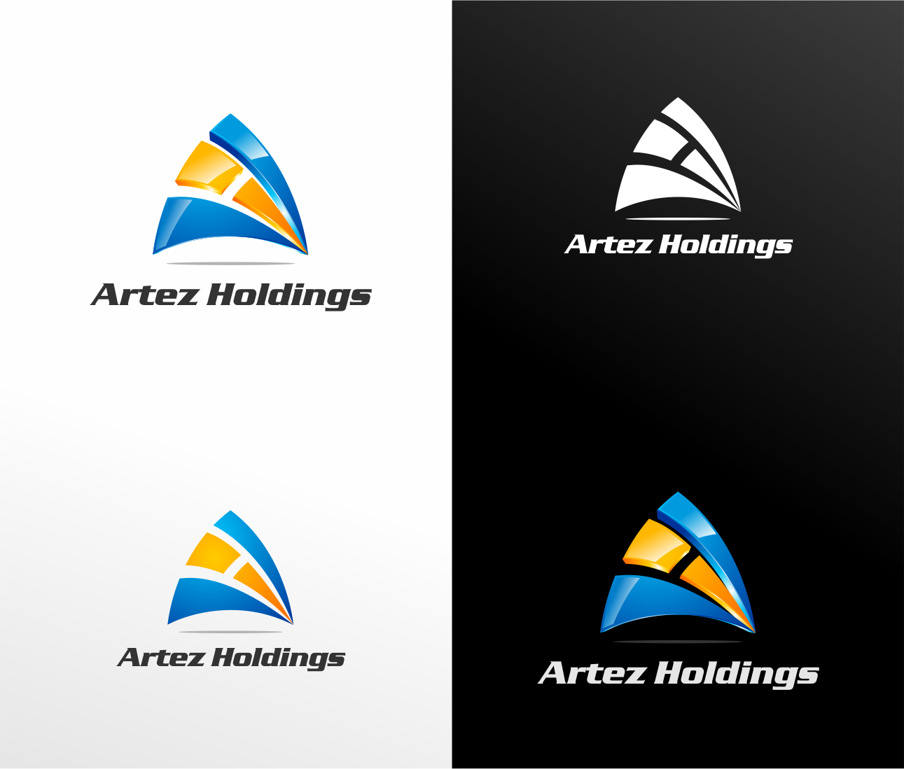 Logo Design by haidu - Entry No. 24 in the Logo Design Contest New Logo Design for Artez Holdings.