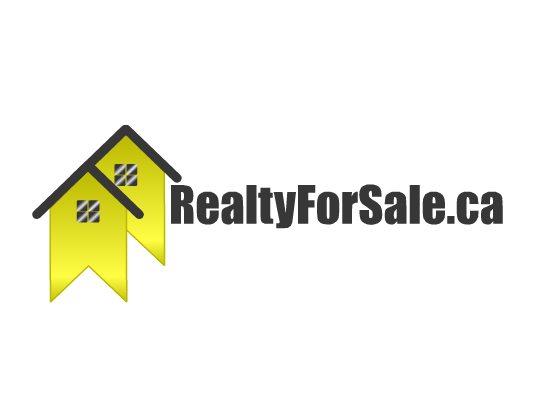 Logo Design by Ismail Adhi Wibowo - Entry No. 3 in the Logo Design Contest Inspiring Logo Design for RealtyForSale.ca.
