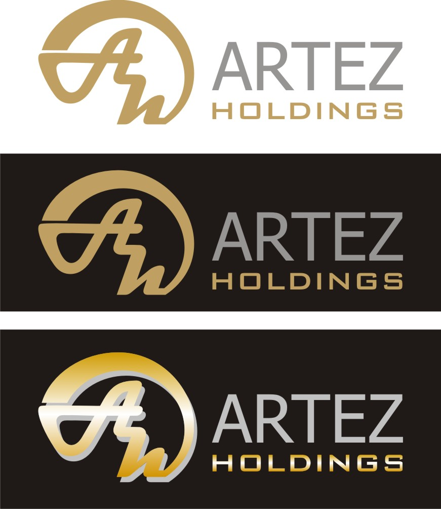 Logo Design by Korsunov Oleg - Entry No. 25 in the Logo Design Contest New Logo Design for Artez Holdings.