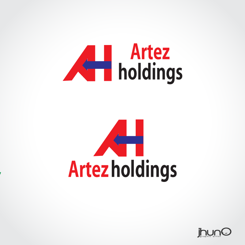 Logo Design by zesthar - Entry No. 34 in the Logo Design Contest New Logo Design for Artez Holdings.