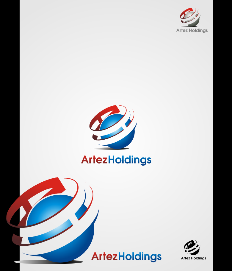 Logo Design by graphicleaf - Entry No. 35 in the Logo Design Contest New Logo Design for Artez Holdings.