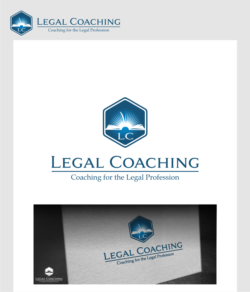 Logo Design by graphicleaf - Entry No. 53 in the Logo Design Contest New Logo Design for Legal Coaching.