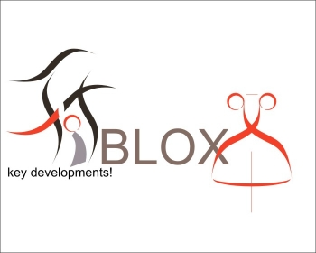 Logo Design by Ermenegildo - Entry No. 78 in the Logo Design Contest FitBloxx (creating block fits for the apparel industry).