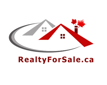 Logo Design by Crystal Desizns - Entry No. 7 in the Logo Design Contest Inspiring Logo Design for RealtyForSale.ca.