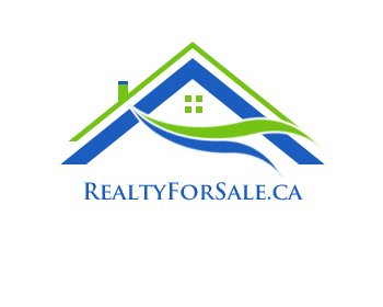 Logo Design by Crystal Desizns - Entry No. 8 in the Logo Design Contest Inspiring Logo Design for RealtyForSale.ca.