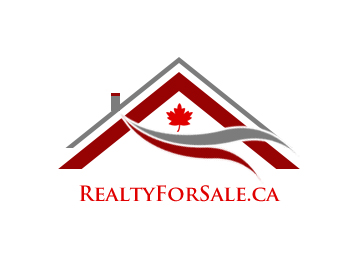 Logo Design by Crystal Desizns - Entry No. 9 in the Logo Design Contest Inspiring Logo Design for RealtyForSale.ca.