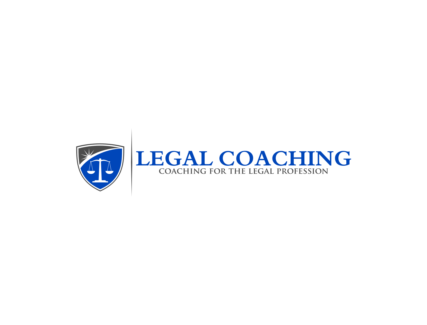 Logo Design by Tille Famz - Entry No. 55 in the Logo Design Contest New Logo Design for Legal Coaching.