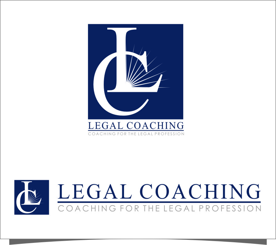 Logo Design by RasYa Muhammad Athaya - Entry No. 57 in the Logo Design Contest New Logo Design for Legal Coaching.