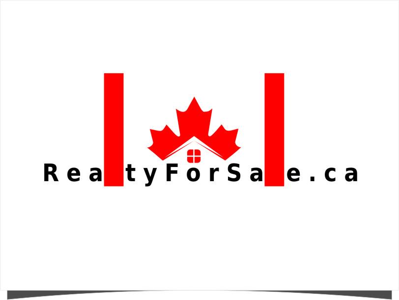 Logo Design by RasYa Muhammad Athaya - Entry No. 13 in the Logo Design Contest Inspiring Logo Design for RealtyForSale.ca.