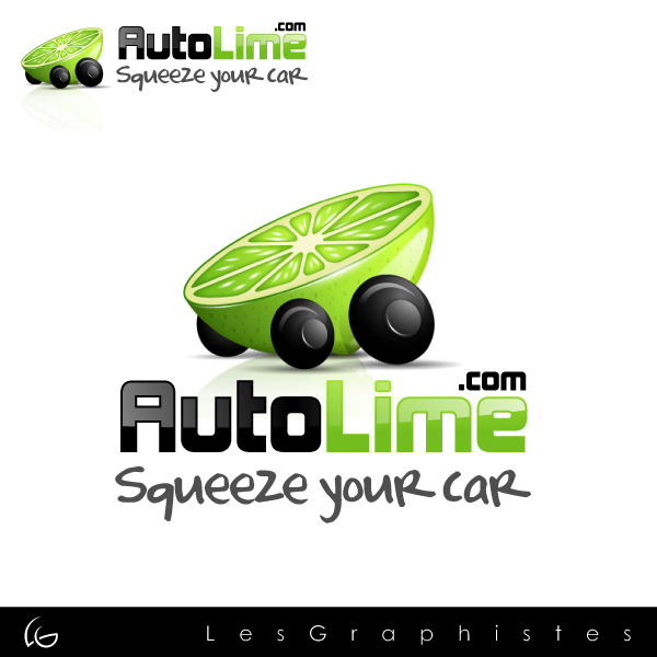 Logo Design by Les-Graphistes - Entry No. 74 in the Logo Design Contest AutoLime.