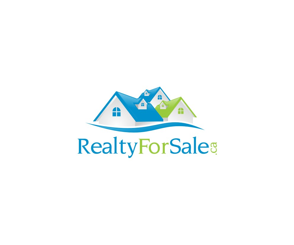Logo Design by untung - Entry No. 18 in the Logo Design Contest Inspiring Logo Design for RealtyForSale.ca.