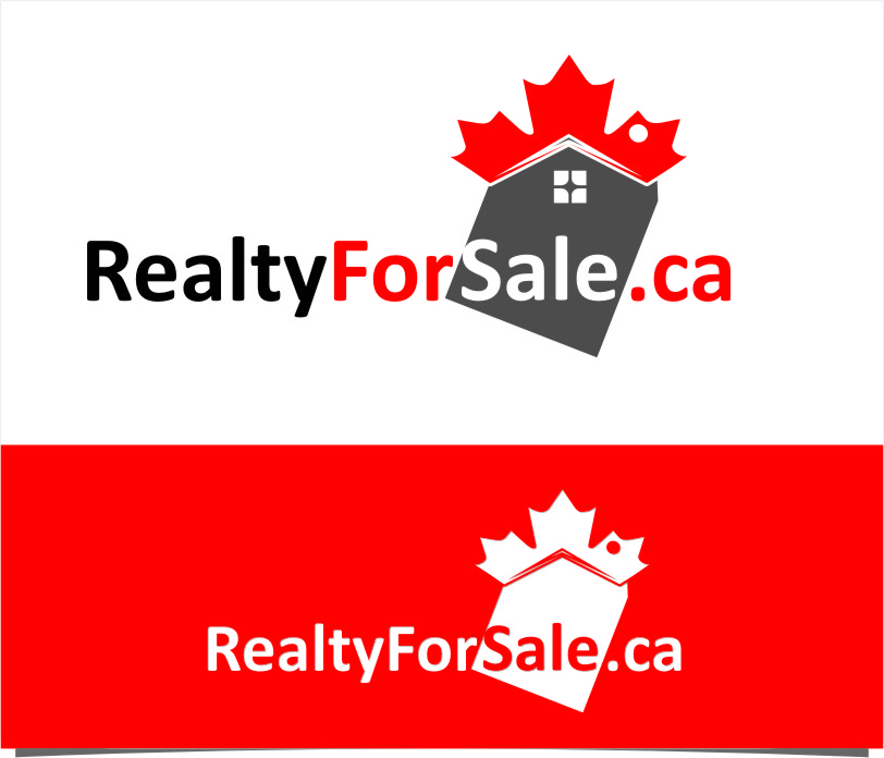 Logo Design by RasYa Muhammad Athaya - Entry No. 19 in the Logo Design Contest Inspiring Logo Design for RealtyForSale.ca.