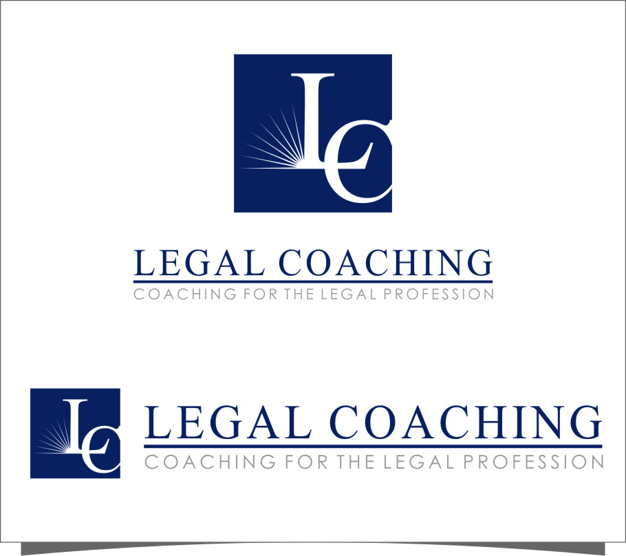 Logo Design by RoSyid Rono-Rene On Java - Entry No. 58 in the Logo Design Contest New Logo Design for Legal Coaching.