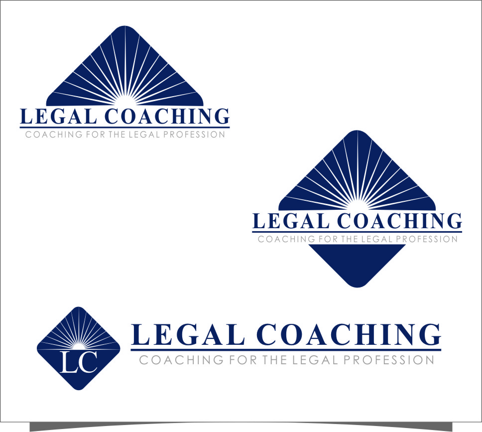 Logo Design by RasYa Muhammad Athaya - Entry No. 59 in the Logo Design Contest New Logo Design for Legal Coaching.