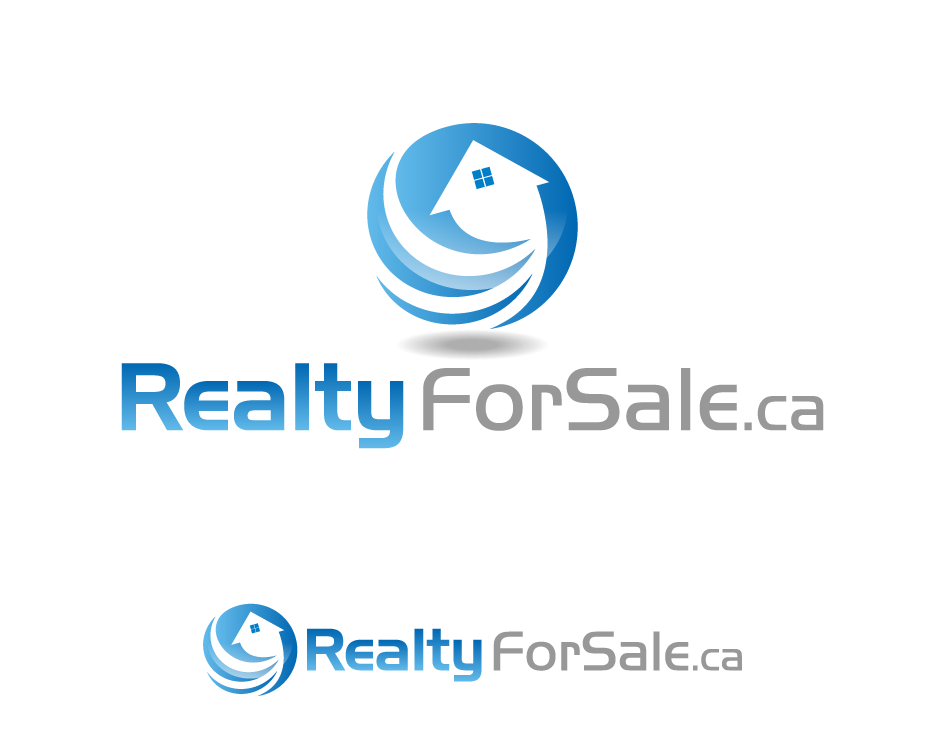 Logo Design by Yusuf Nurochim - Entry No. 22 in the Logo Design Contest Inspiring Logo Design for RealtyForSale.ca.