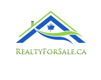 Logo Design by Crystal Desizns - Entry No. 24 in the Logo Design Contest Inspiring Logo Design for RealtyForSale.ca.