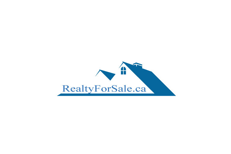 Logo Design by Balan Alexandru - Entry No. 29 in the Logo Design Contest Inspiring Logo Design for RealtyForSale.ca.