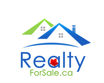 Logo Design by Crystal Desizns - Entry No. 32 in the Logo Design Contest Inspiring Logo Design for RealtyForSale.ca.