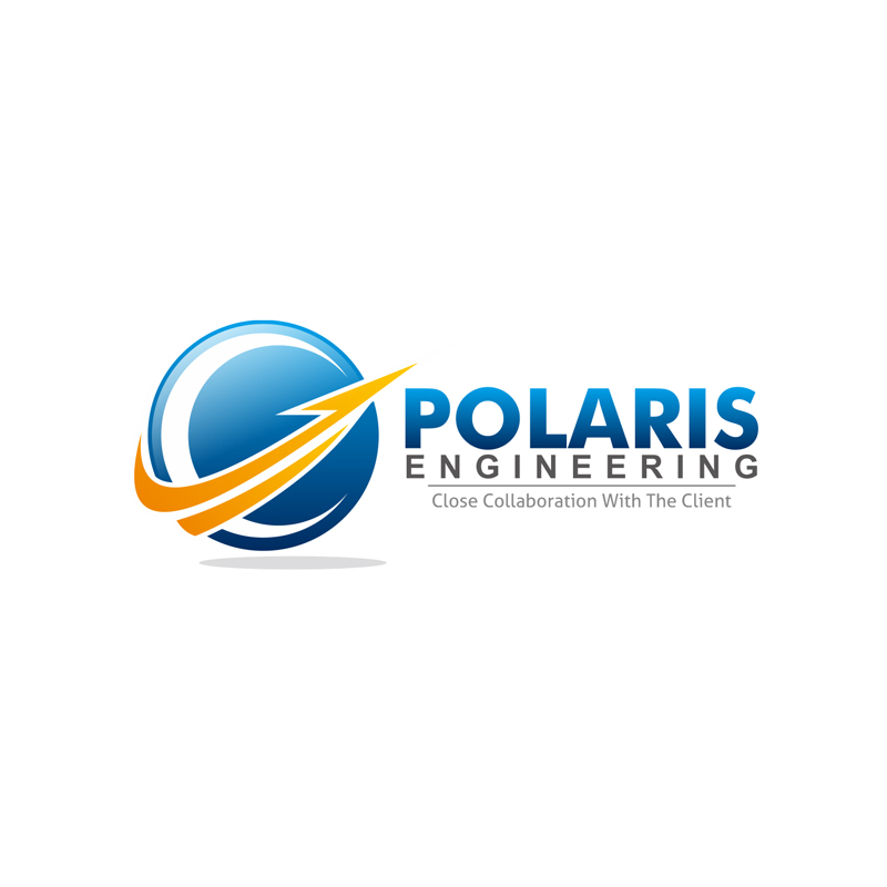 Logo Design by LukeConcept - Entry No. 49 in the Logo Design Contest Polaris Engineering Ltd.