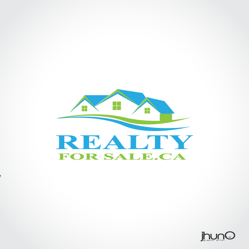 Logo Design by zesthar - Entry No. 33 in the Logo Design Contest Inspiring Logo Design for RealtyForSale.ca.