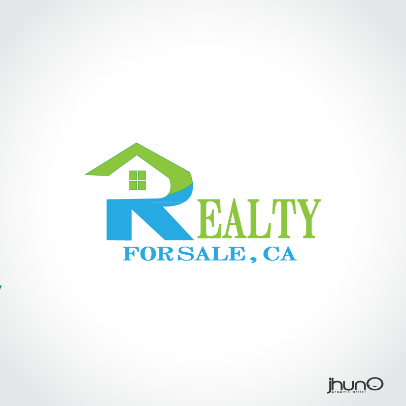 Logo Design by zesthar - Entry No. 36 in the Logo Design Contest Inspiring Logo Design for RealtyForSale.ca.