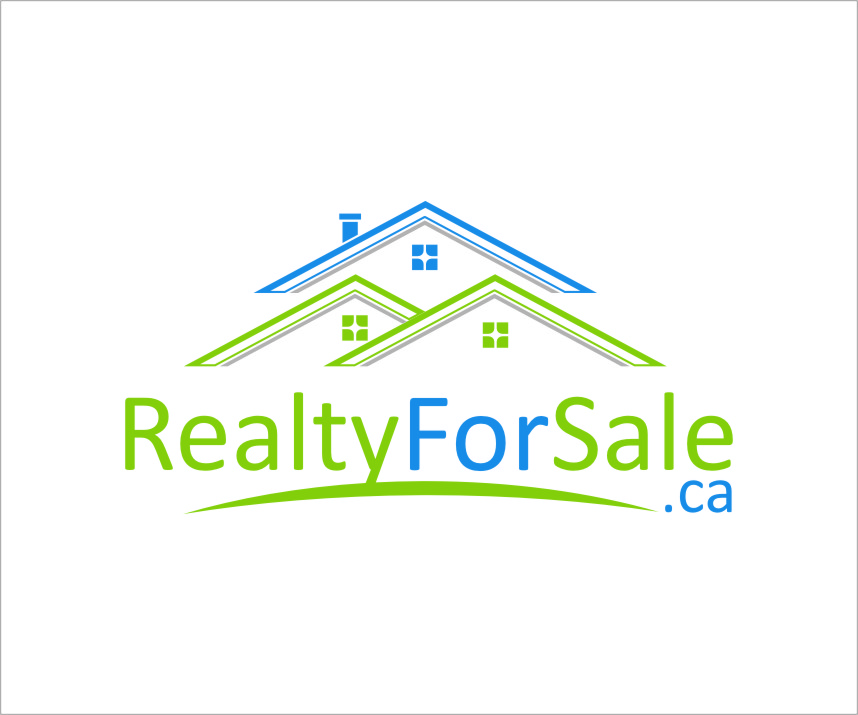 Logo Design by RasYa Muhammad Athaya - Entry No. 38 in the Logo Design Contest Inspiring Logo Design for RealtyForSale.ca.