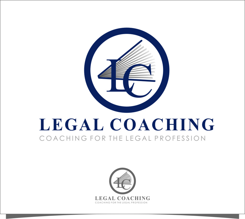 Logo Design by Ngepet_art - Entry No. 63 in the Logo Design Contest New Logo Design for Legal Coaching.