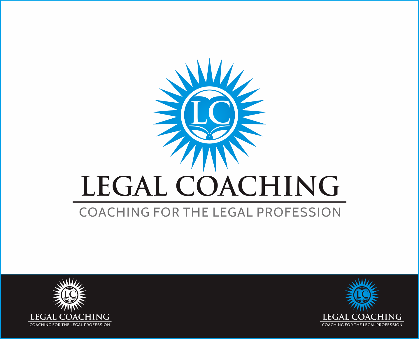 Logo Design by Armada Jamaluddin - Entry No. 64 in the Logo Design Contest New Logo Design for Legal Coaching.
