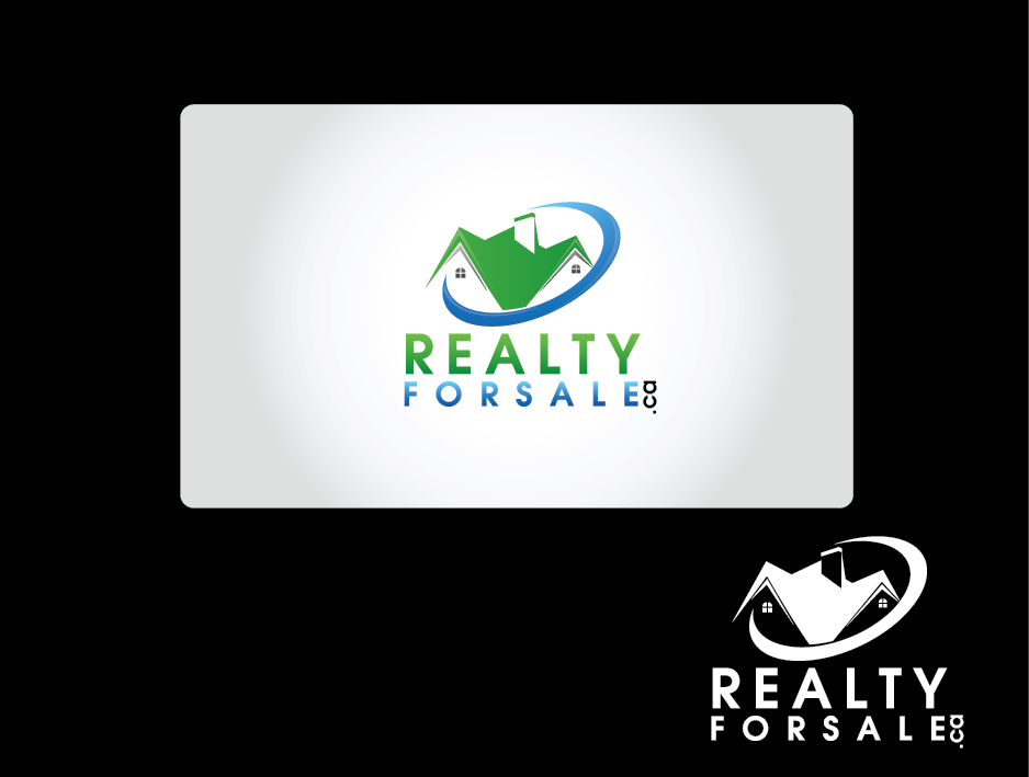 Logo Design by Private User - Entry No. 44 in the Logo Design Contest Inspiring Logo Design for RealtyForSale.ca.