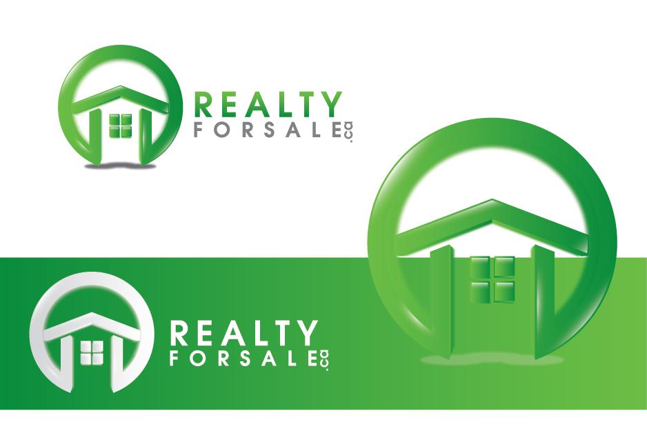 Logo Design by Private User - Entry No. 45 in the Logo Design Contest Inspiring Logo Design for RealtyForSale.ca.
