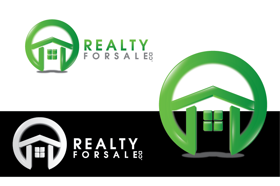 Logo Design by Private User - Entry No. 46 in the Logo Design Contest Inspiring Logo Design for RealtyForSale.ca.