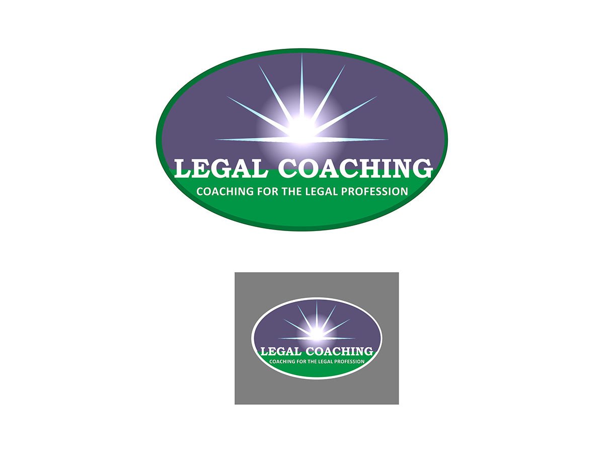 Logo Design by Prithinath - Entry No. 65 in the Logo Design Contest New Logo Design for Legal Coaching.