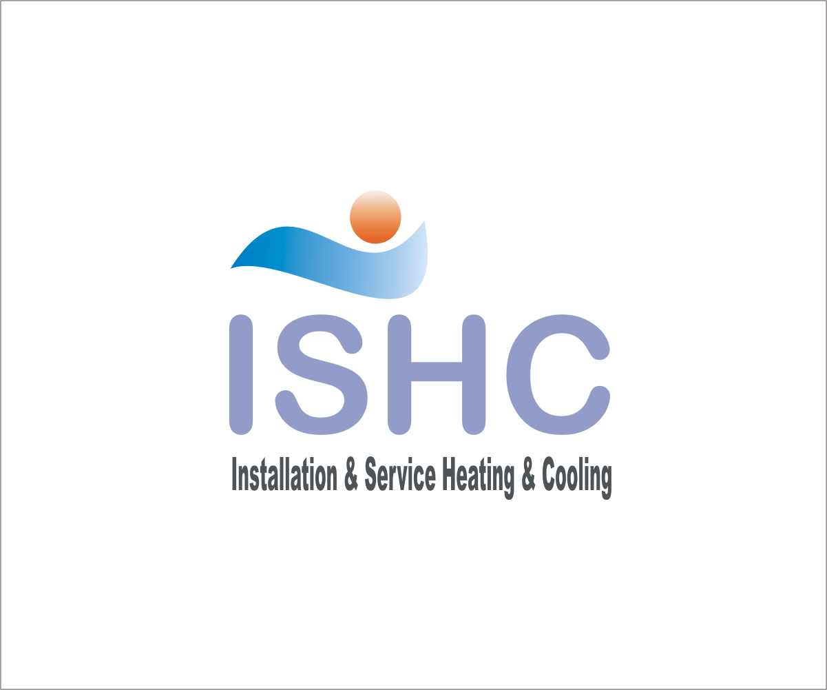Logo Design by bakeys - Entry No. 11 in the Logo Design Contest New Logo Design for Installation & Service Heating & Cooling (ISHC).