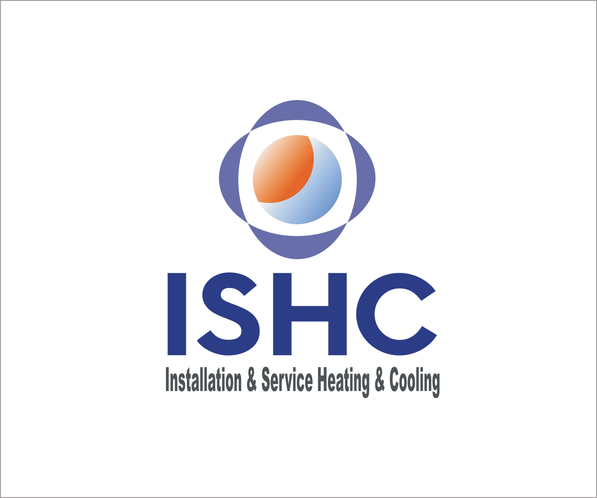 Logo Design by bakeys - Entry No. 12 in the Logo Design Contest New Logo Design for Installation & Service Heating & Cooling (ISHC).