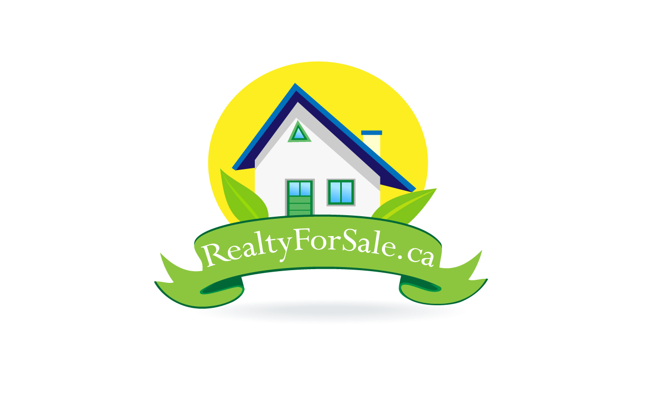 Logo Design by Jagdeep Singh - Entry No. 47 in the Logo Design Contest Inspiring Logo Design for RealtyForSale.ca.